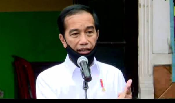 Presiden Jokowi dan Johnny G Platte Wajib Minta Ma