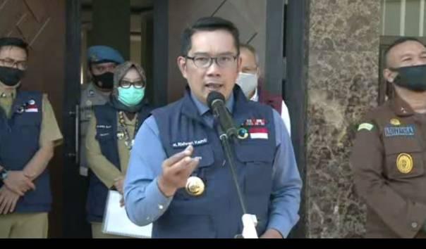 Ridwan Kamil: Saya Dukung AHY, Jangan Diganggu-Gan