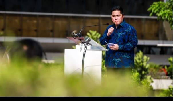 Erick Thohir akan Bubarkan 14 BUMN, Salah Satunya