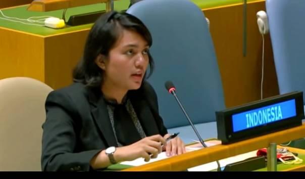 Profil Silvany Pasaribu, Diplomat Muda Indonesia y
