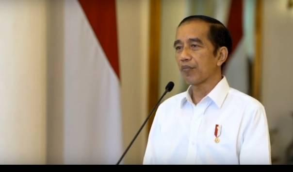 Jokowi Ungkap Alasan Pembahasan RUU Cipta Kerja Di