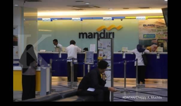 IHSG Menghijau, Saham Bank Mandiri Diborong Asing