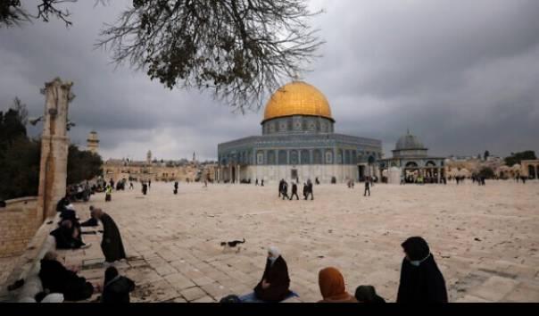 Masjid Al-Aqsa.