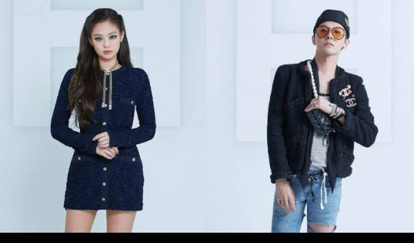 Terciduk Dispatch, G-Dragon BIGBANG dan Jennie BLA