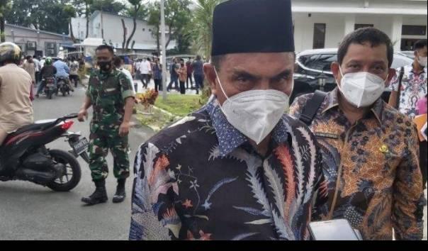 Gubernur Sumut Edy Rahmayadi Jawab Protes Bobby Na