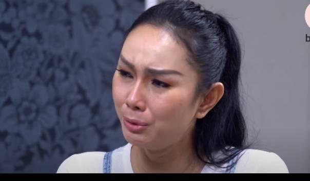 Kalina Ocktaranny Mengaku Bakal Dicerai Vicky Pras
