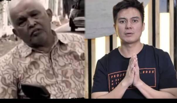 Terungkap Kakek di Video Baim Wong Butuh Biaya Pengobatan, Uncle Teebob  Langsung Buka Donasi