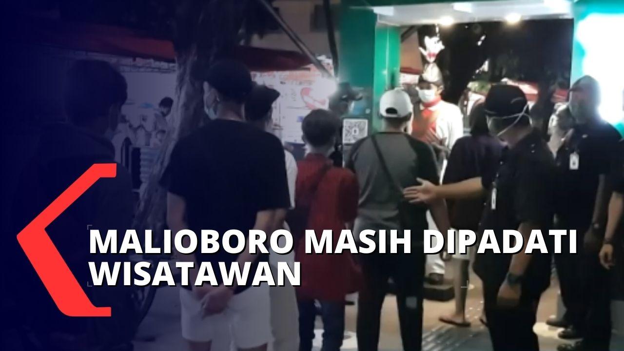 Waduh! Mau Masuk Malioboro, Wisatawan Wajib Cek Kesehatan!