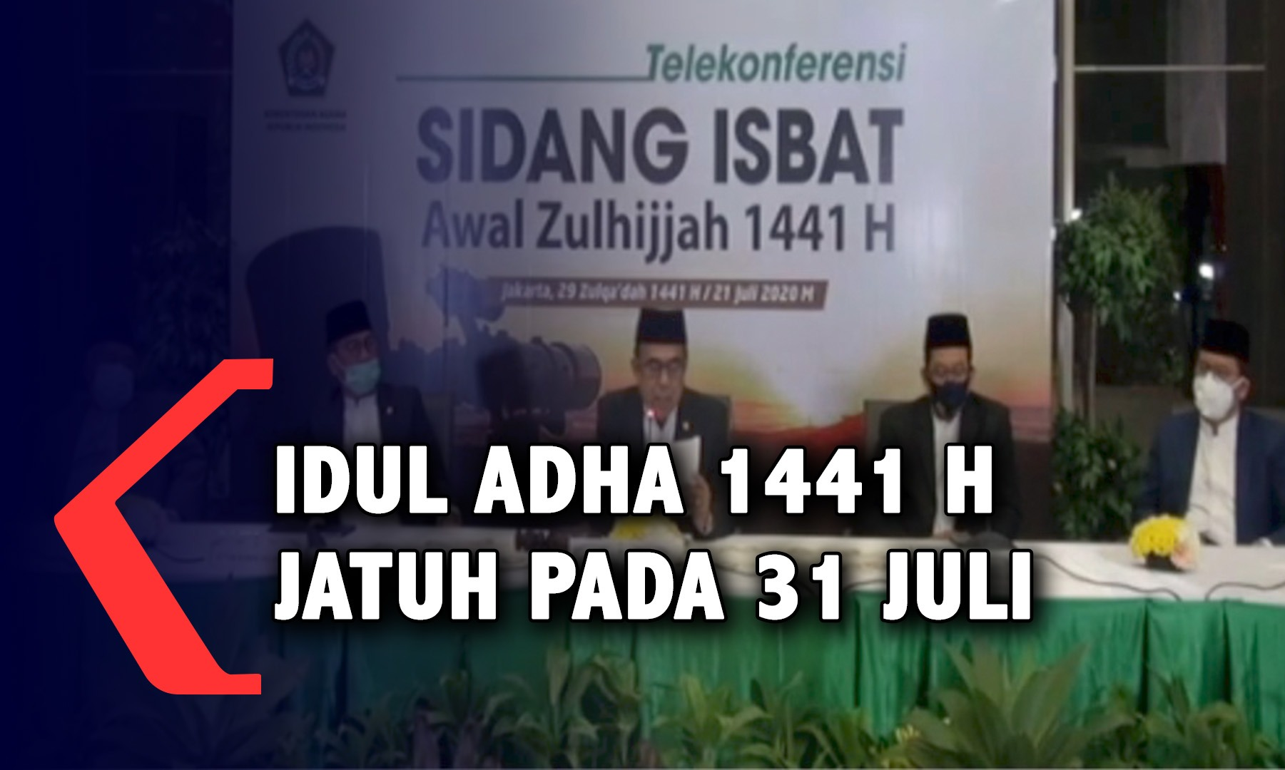 Government Sets Up Eid Al Adha Case On July 31 2020