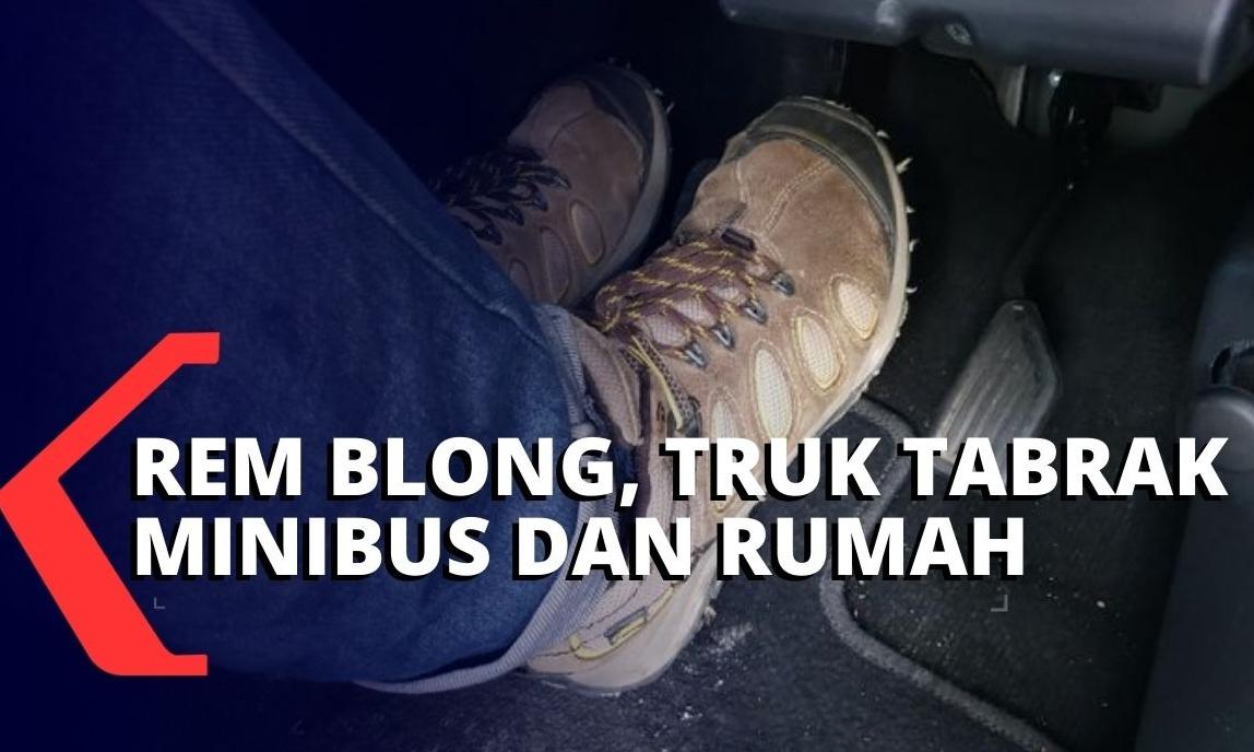 diduga-rem-blong-truk-tabrak-minibus-dan-bangunan