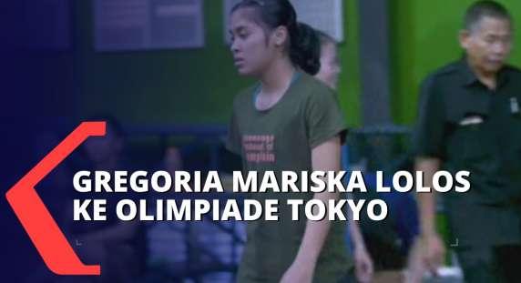 Parah! Gregoria Mariska Tunjung Lolos ke Olimpiade Tokyo 2021