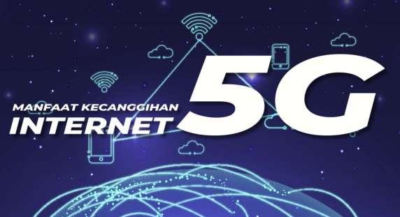 Sedang Viral, Internet 5G Mulai Masuk Indonesia, Apa Saja Manfaat Kecanggihan Teknologi 5G?