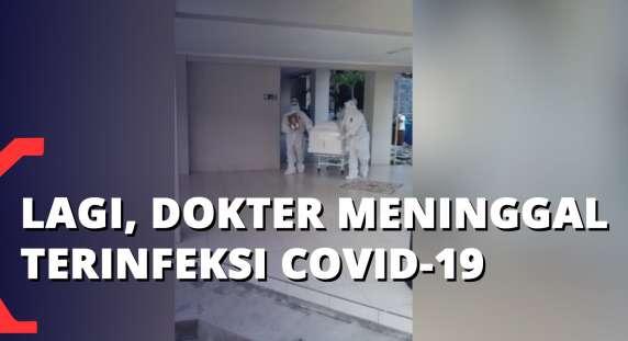 Update, Lagi, Dokter Meninggal Terinfeksi Covid19