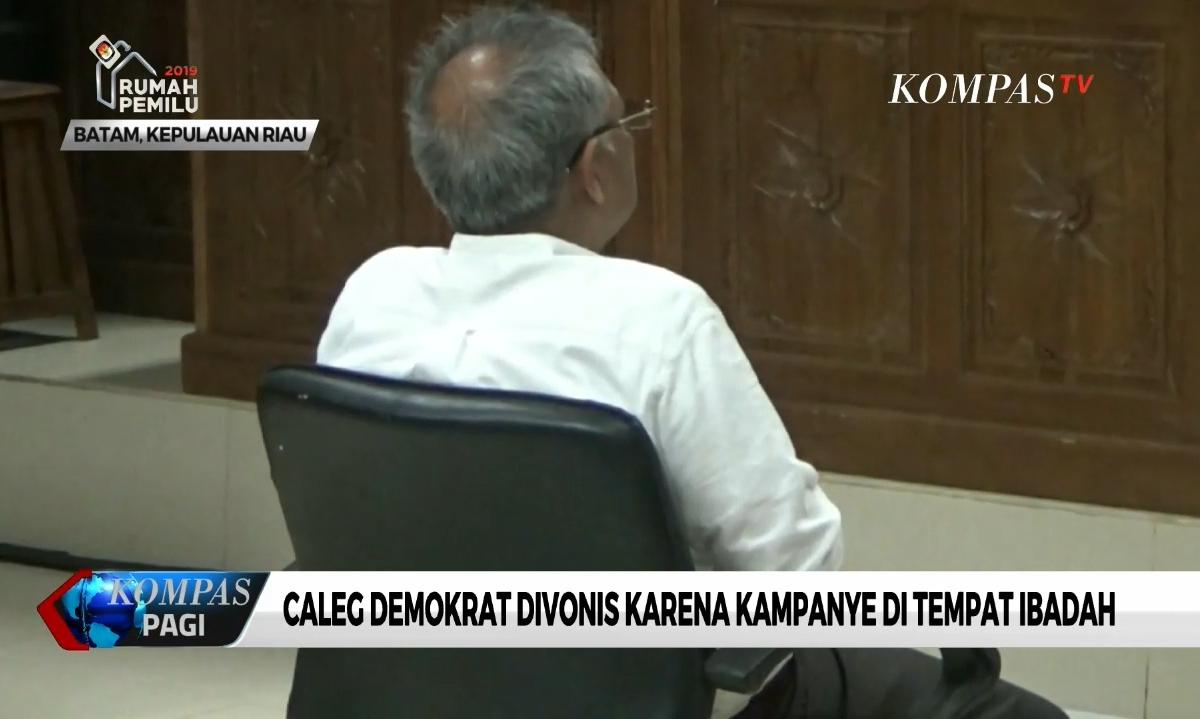 caleg-demokrat-divonis-5-bulan-penjara-karena-kampanye-di-tempat-ibadah